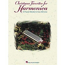 Hal Leonard Christmas Favorites for Harmonica - 30 Popular Melodies for Easy Harmonica (Book)