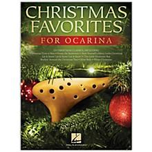 Hal Leonard Christmas Favorites for Ocarina