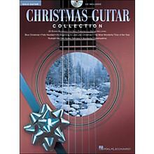 Hal Leonard Christmas Guitar Collection Book/CD Solo Guitar