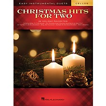 Hal Leonard Christmas Hits for Two Cellos (Easy Instrumental Duets) Instrumental Duet Series Softcover