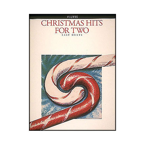 Hal Leonard Christmas Hits for Two Flute