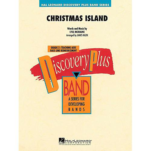 Hal Leonard Christmas Island Concert Band Level 2