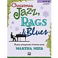 Alfred Christmas Jazz Rags & Blues Piano Book 4 thumbnail
