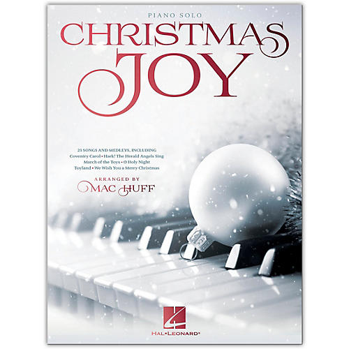 Hal Leonard Christmas Joy Piano Solo Songbook
