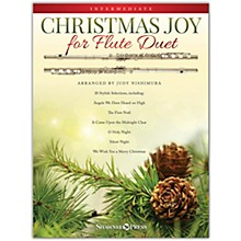 Shawnee Press Christmas Joy for Flute Duet
