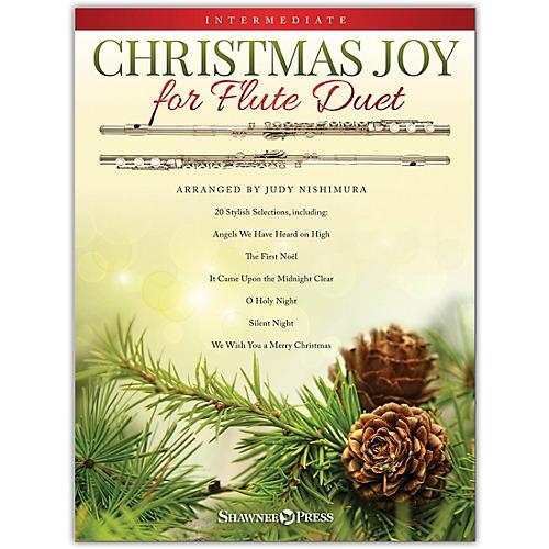 Shawnee Press Christmas Joy for Flute Duet