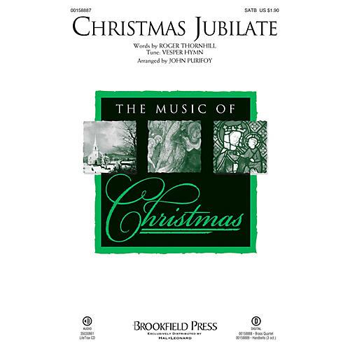 Brookfield Christmas Jubilate SATB arranged by John Purifoy