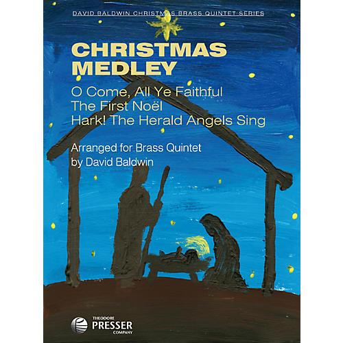 Theodore Presser Christmas Medley