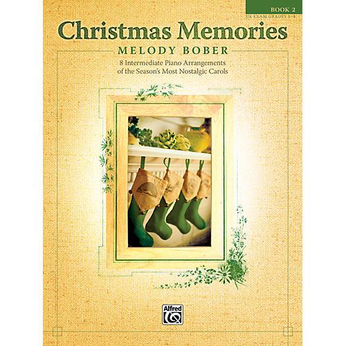 Alfred Christmas Memories Book 2