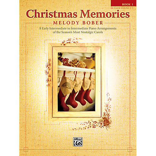Alfred Christmas Memories Piano Book 1