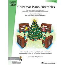 Hal Leonard Christmas Piano Ensembles - Level 4 Book Only Piano Library Series (Level Early Inter)