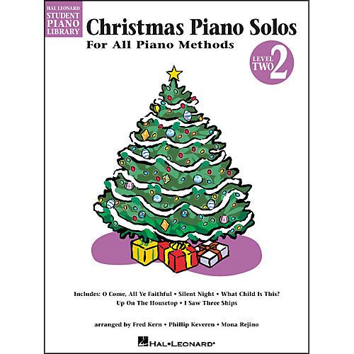 Hal Leonard Christmas Piano Solos Book 2 Hal Leonard Student Piano Library