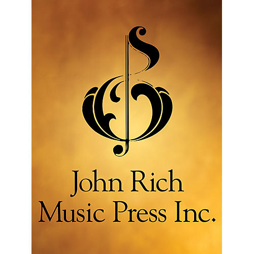 John Rich Music Press Christmas Portrait, A Vol. Ii Pavane Publications Series