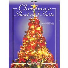Curnow Music Christmas: Short and Suite (Part 4 - Bass Clef) Concert Band Level 2-4 Arranged by William Himes
