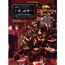 Hal Leonard Christmas Solos (Trombone) Solo Trax Series Performed by Various