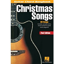 Hal Leonard Christmas Songs - 2nd Edition Guitar Chord Songbook Series Softcover