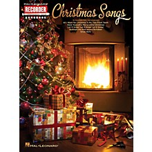Hal Leonard Christmas Songs (Hal Leonard Recorder Songbook) Recorder Series Softcover