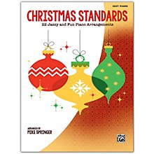 Alfred Christmas Standards Easy Piano