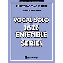 Hal Leonard Christmas Time Is Here (Key: C) Jazz Band Level 4 Composed by Lee Mendelson