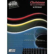 Hal Leonard Christmas for 1, 2, or 3 Guitars Method Book