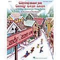 Hal Leonard Christmas on Candy Cane Lane (Musical) PREV CD Composed by John Jacobson thumbnail