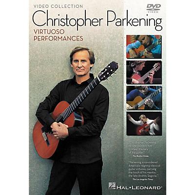 Hal Leonard Christopher Parkening - Virtuoso Performances Collection (DVD)