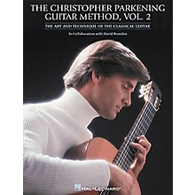 Hal Leonard Christopher Parkening Guitar Method Vol. 2
