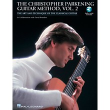 Hal Leonard Christopher Parkening Guitar Method Volume 2 Book/CD