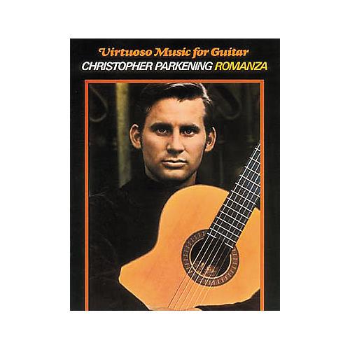 Christopher Parkening Romanza Classical Guitar Tab Book