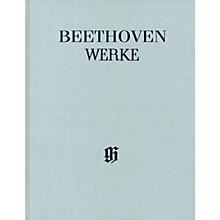 G. Henle Verlag Christus am Ölberge Op. 85 (Hardcover Edition) Score Composed by Ludwig van Beethoven