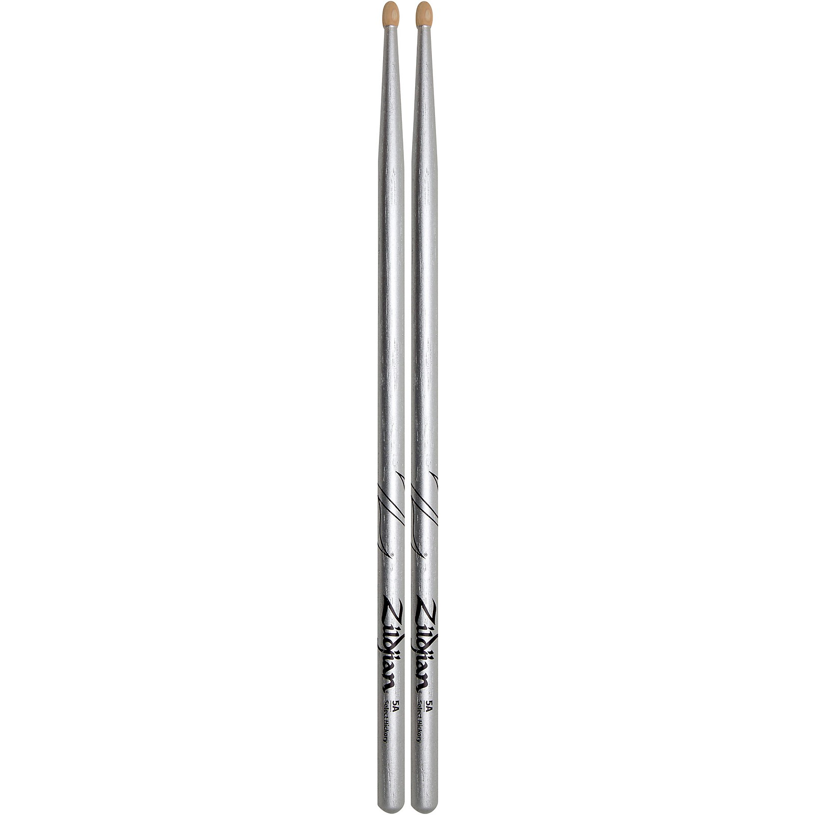 Zildjian Chroma Silver Drum Sticks