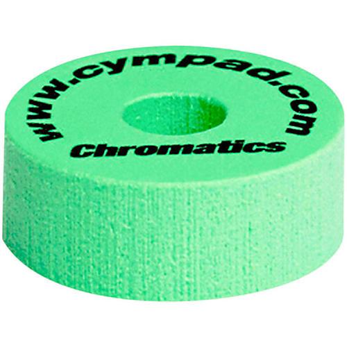 Cympad Chromatics Foam Cymbal Washer 5-Piece Crash Set Green