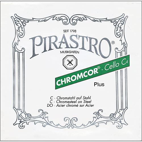 Pirastro Chromcor Plus 4/4 Size Cello Strings 4/4 Size Set