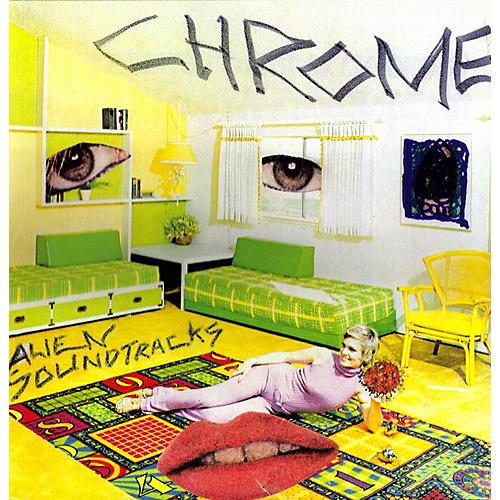 Alliance Chrome - Alien Soundtracks