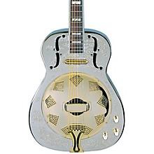 Open BoxDean Chrome G Acoustic-Electric Resonator Guitar