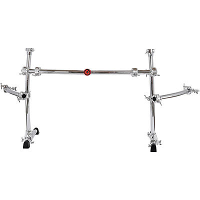 Gibraltar Chrome Series Power Rack with C-Wings