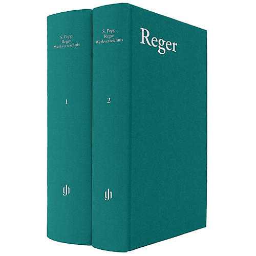 G. Henle Verlag Chronological Thematic Catalog of the Works of Max Reger and Their Sources Henle Ed by Reger Edited by Popp