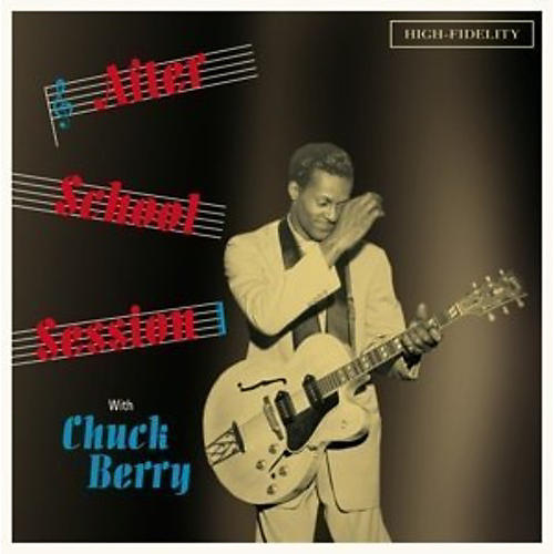 Alliance Chuck Berry - After School Session with Chuck Berry + 4 Bonus
