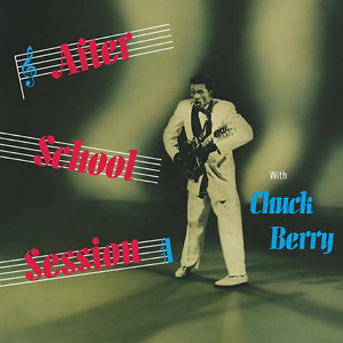 Alliance Chuck Berry - After School Session