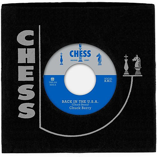 Alliance Chuck Berry - Back in the U.S.A. / Memphis Tennessee