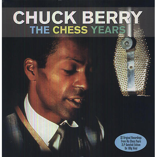Alliance Chuck Berry - Best of the Chess