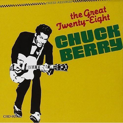 Alliance Chuck Berry - The Great Twenty-Eight