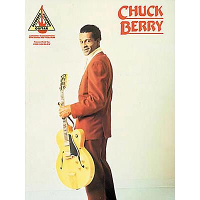 Hal Leonard Chuck Berry Guitar Tab Songbook
