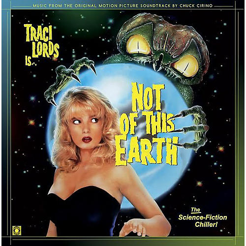 Alliance Chuck Cirino - Not of This Earth (Original Soundtrack)
