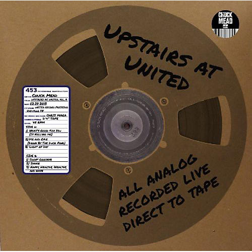 Alliance Chuck Mead - Upstairs At United, Vol. 8