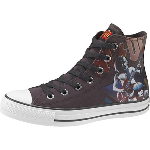 Converse Chuck Taylor All Star AC/DC Hi-Top Sneakers