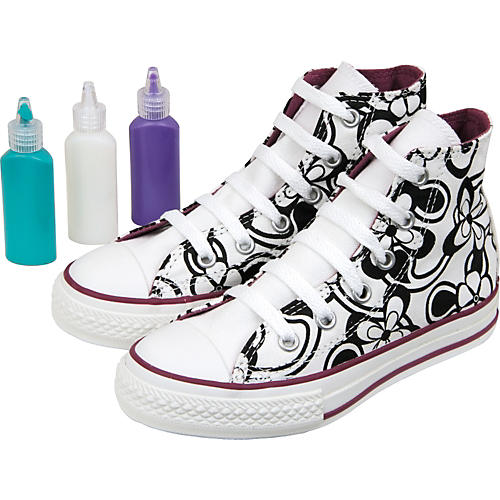 Converse Chuck Taylor All Star Express Yourself Youth Hi-Tops