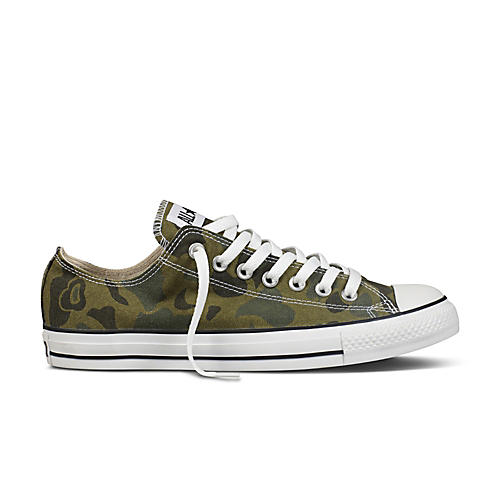 Converse Chuck Taylor All Star Ox- Olive Branch Camo
