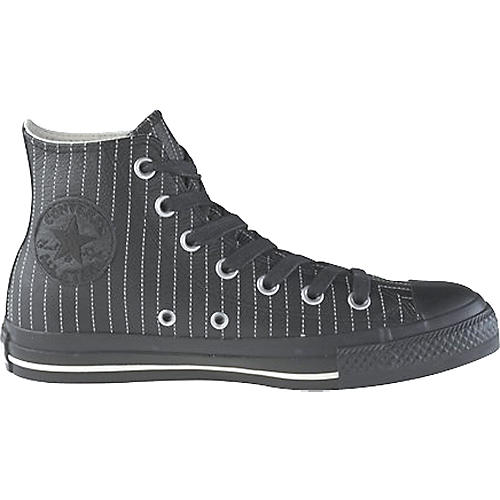 Converse Chuck Taylor All Star Pinstripe Leather Hi-Tops