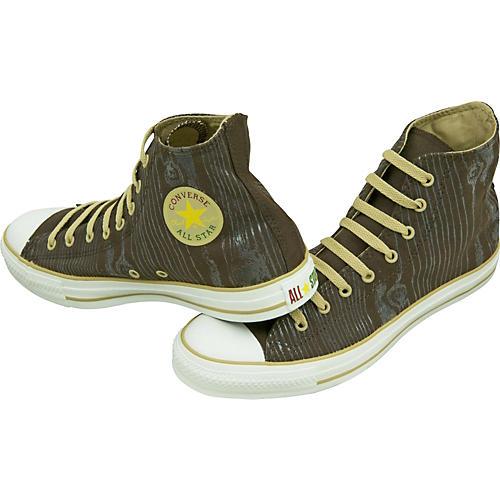 Converse Chuck Taylor All Star Reggae Print Hi-Top Shoes